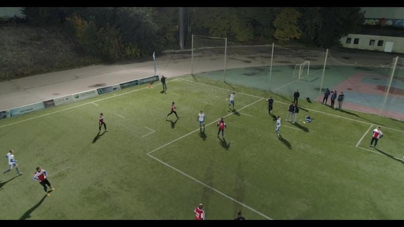 Прогресс - Динамо 13.10. Гол Динамо
