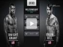 Dwight Grant vs Tyler Hill Full Fight DWTNCS Season 2 Week 2