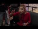 Hедорежиссер нацистского фильма 'Полет пули' Беата Бубенец на показе своего шедевра в Москве 10 12 2017