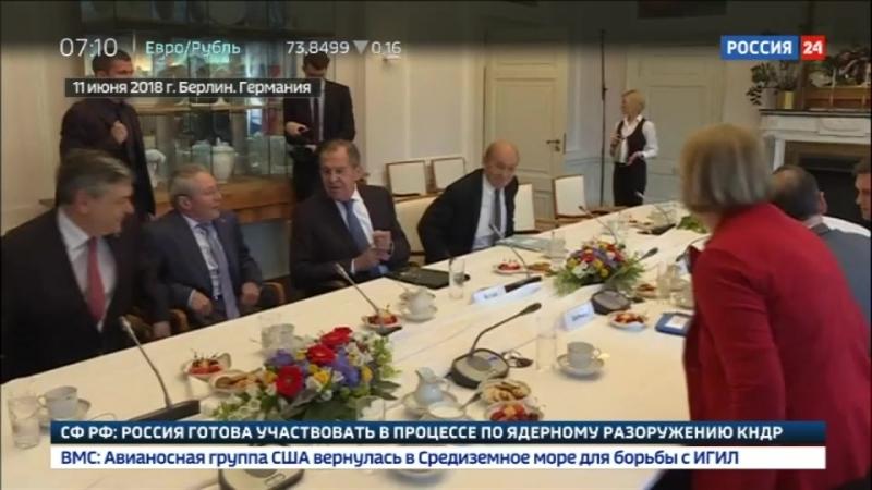 Встреча «Нормандской четверки»: итоги Минских соглашений на июнь 2018 года