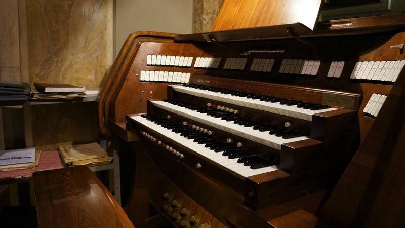 Bach - BWV 742 Ach Herr, mich armen Sünder (Chiesa di San Marco, Gardone Val Trompia)