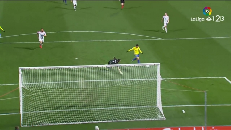 CyD Леонеса - Кадис CF, 0-1, Сегунда 2017-2018, 31 тур