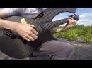 Final Countdown Europe Harp Guitar Cover Jamie Dupuis