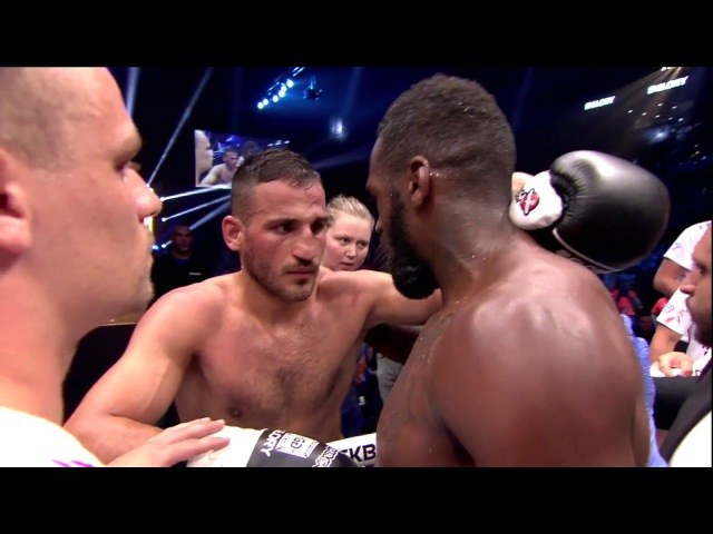 FULL MATCH - Murthel Groenhart vs. Harut Grigorian GLORY 42 Paris