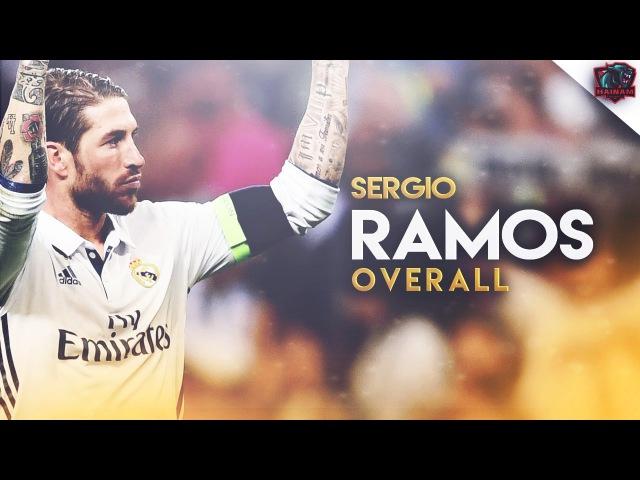 Sergio Ramos 2017 2● Overall ● Pure Defensive Skills Goals● HD