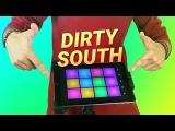 DIRTY SOUTH  Drum Pad Machine