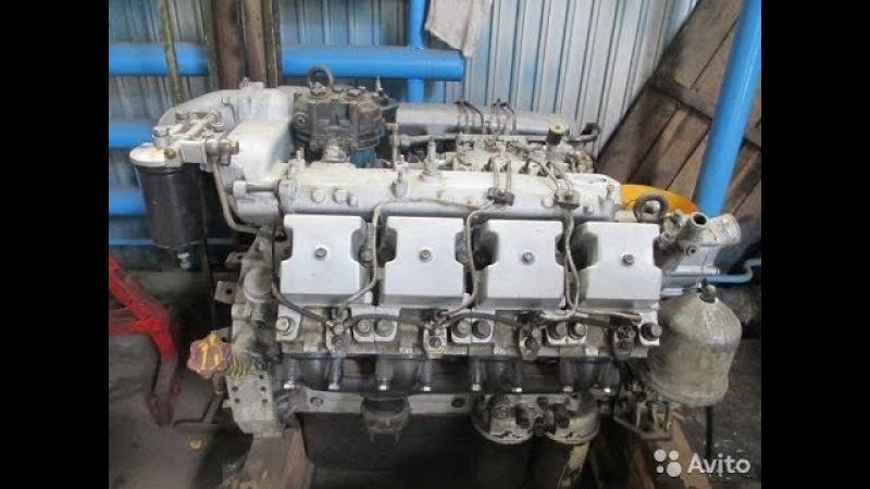 Подробная разборка двигателя Камаз 740 !