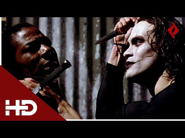The Crow (1994) | Eric Draven Vs Tin Tin | 1440p