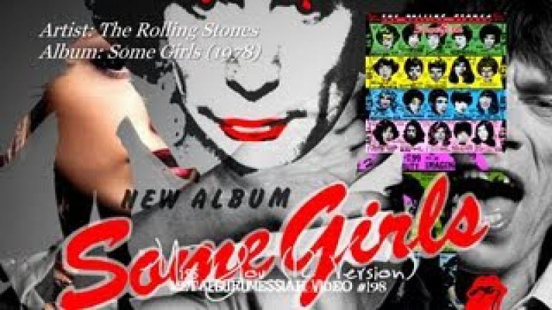 Miss You Full 12 Version The Rolling Stones 1978 HD FLAC ~MetalGuruMessiah~