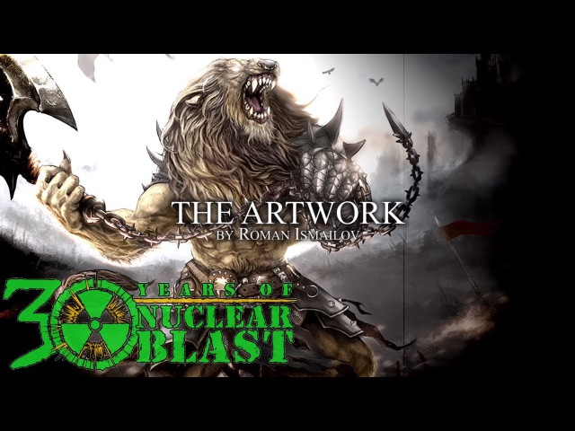 BEAST IN BLACK - Artwork (OFFICIAL TRAILER 2)