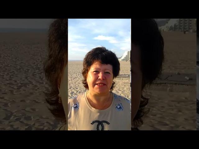 Ульяна Андреева мама передает привет из солнечной Болгарии