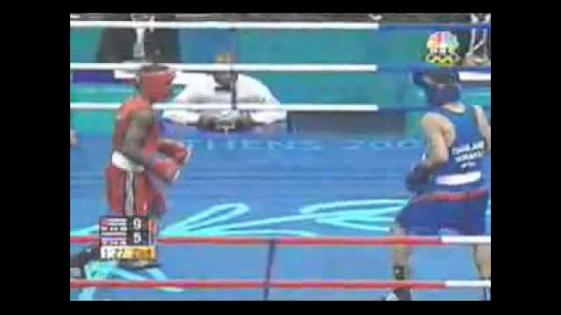 2004 Olympic Final Guillermo Rigondeaux