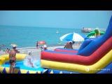 Отдых в Лоо Сочи   набережная и пляж