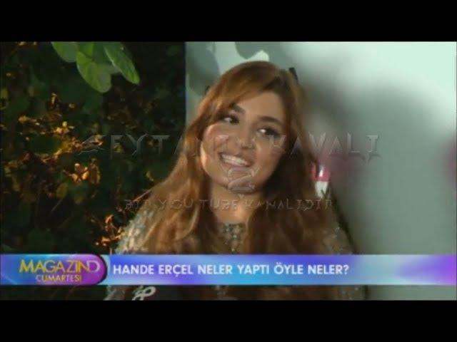 Hande Erçel Ve Tolga Sarıtaş'tan Yeni Sinema Filmimi Geliyor