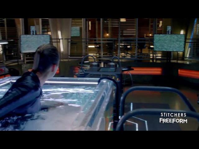 """Сшиватели 3 сезон 7 серия Промо ¦ Stitchers 3x07 Promo """"Just the Two of Us"""" (HD)"""