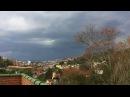 Chuva Chegando Trem. Telhado Antena Sky. Tiguera 360. IMG_7201. 40,8 MB. 17h26. 02out17. 01