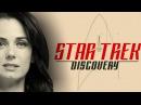 Introducing Mia Kirshner as Amanda Grayson - Star Trek: Discovery