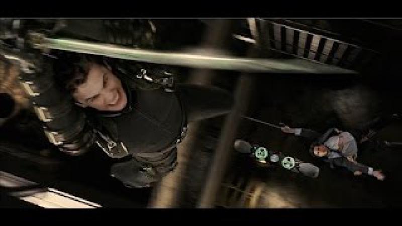 Homem Aranha vs Harry/Duende JR 1° Luta Dublado (BR)