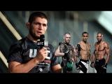 Хабиб о своем сопернике и Конора на UFC 219, боец UFC подписан в RIZIN FF