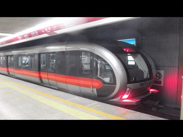 Китай творит чудеса: Самое большое метро в мире. Discovery. Наука и образование