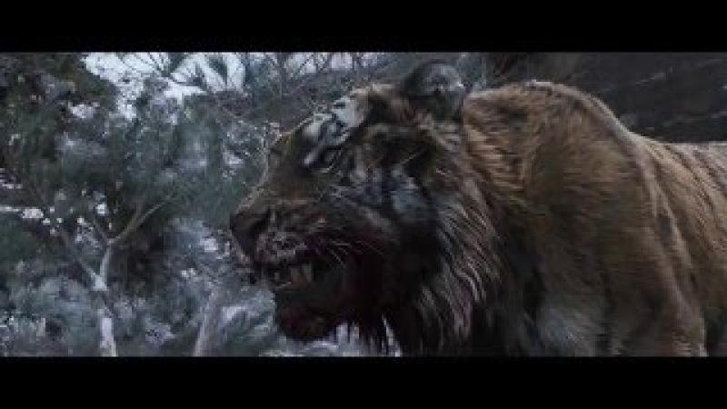 东北虎袭击日本军队Siberian tiger killing the Japanese army -part1