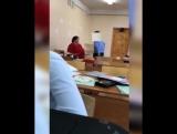 Учительница устроила порку школьнику его же ремнем... Казань 19.12.2017