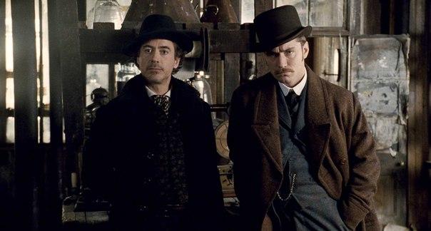 Роберт Дауни-младший хочет вернуться в «Шерлоке Холмсе 3».
