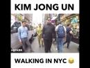 Kim Jong Un Visit in NY