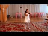 Там где клён шумит - девочке 5 лет (1)