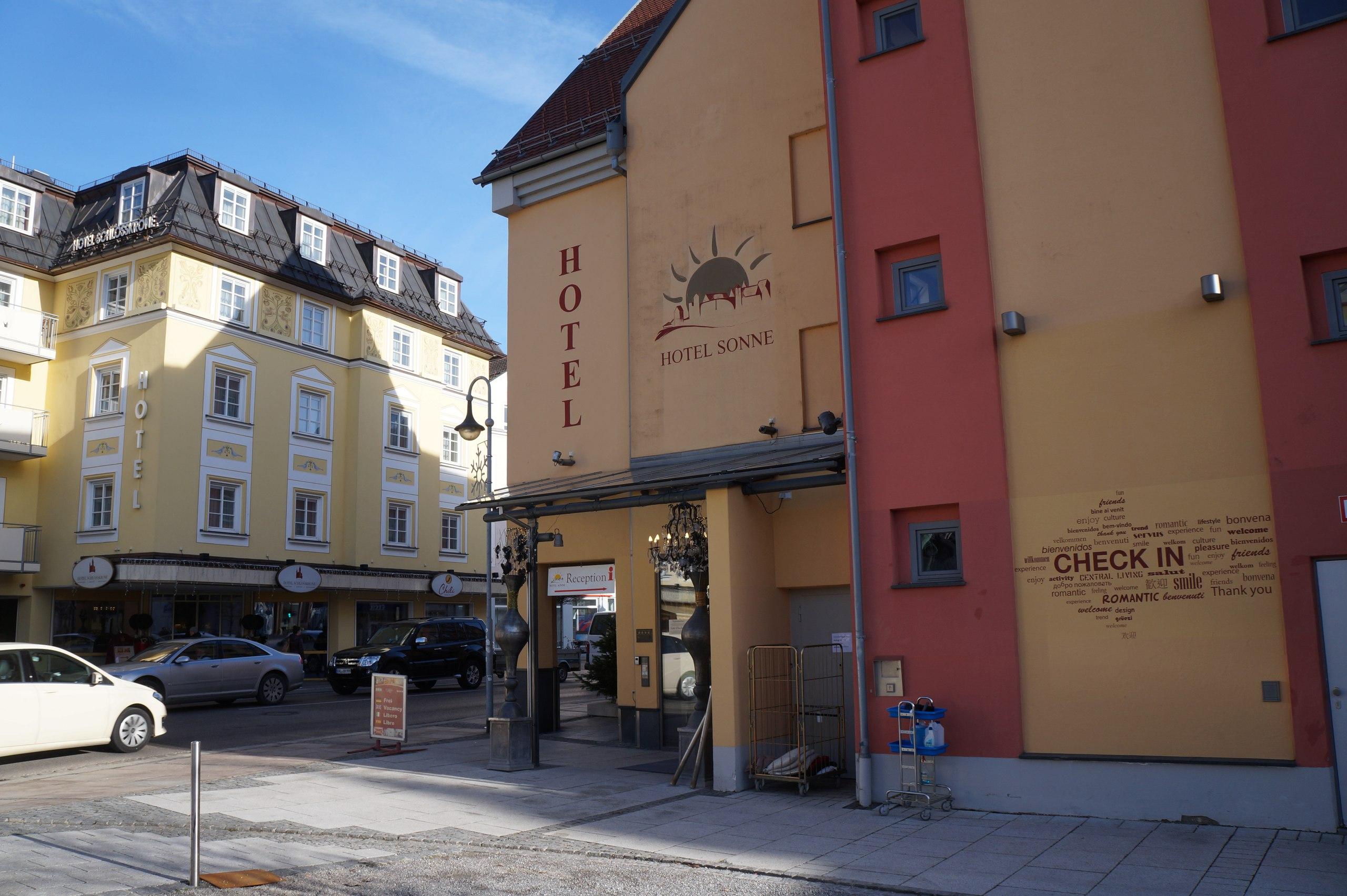 Как выглядит королевский отель в Баварии