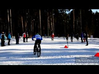 Зимний триатлон 10.03.18 Перекоп