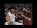 Shawn Michaels Mick Foley segment 2000