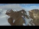 Северный Тянь-Шань, ледник Туюк-Су. Съемки с квадрокоптера.