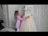 Как мы снимали утро невесты в платьях 🌸Princess Club🌸
