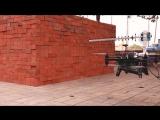 Дроны научились «видеть» сквозь стены