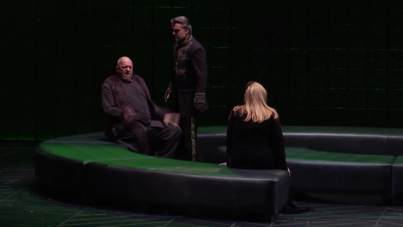 Wiener Staatsoper - Richard Wagner: Gotterdammerung (Вена, 05.06.2017) - Act I