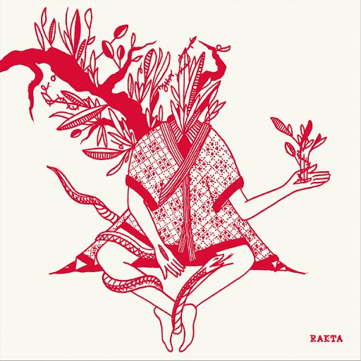 Rakta альбом Rakta EP
