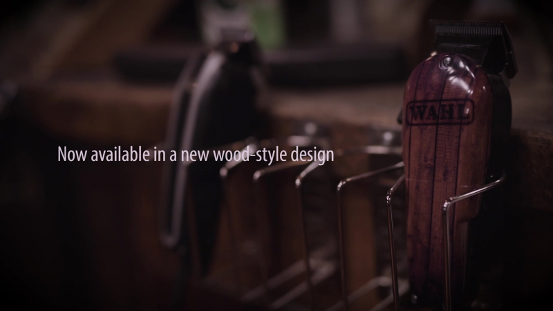 Wahl Wood Taper Video by mb mediaworld