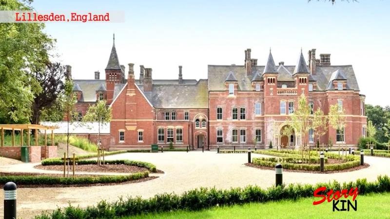 7 самых красивых заброшенных замков и дворцов в мире