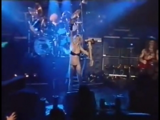 Wendy O'Williams - Fuck'n Roll (live, 1985)