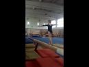 Юная гимнастка 16.12.17