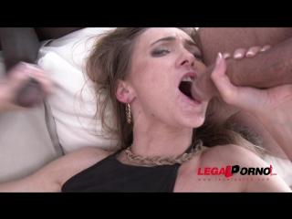 Kira Parvati rough anal & DP with four massive cocks SZ1809