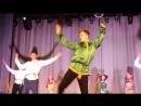мой дебют в постановке танца исполненного студентами БТСИиЭ на ежегодном конкурсе Лучший в овладении профессией - 1 место