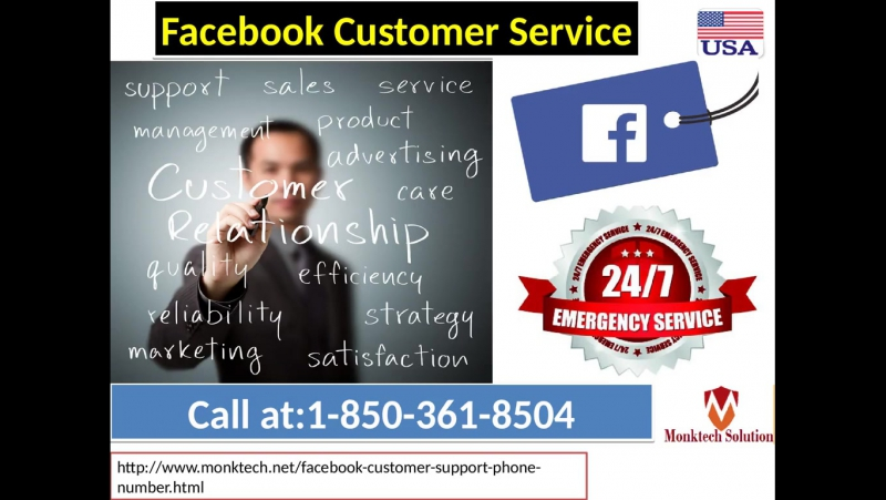Is Facebook Customer Service 1-850-361-8504 A Real Entity?
