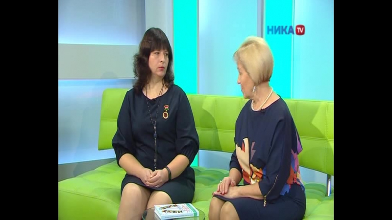 Антонина Белкина и Надежда Пучкова