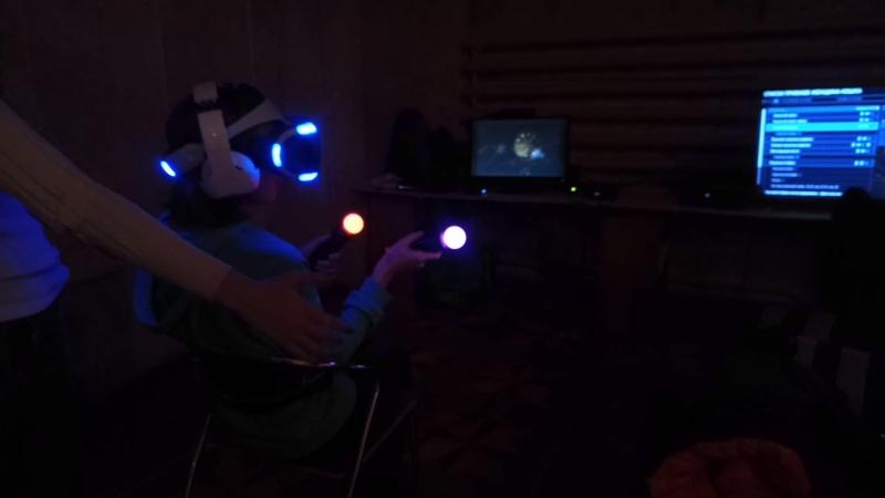 Наська , aka. Я босюь, aka. aaaAAA и VR. Начало.