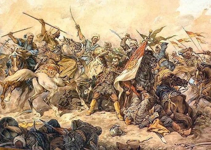 Битва с османами