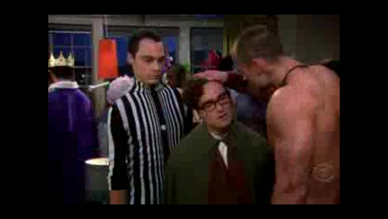Теория Большого Взрыва/The Big Bang Theory