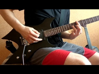 As I Lay Dying -  Washed away (cover)