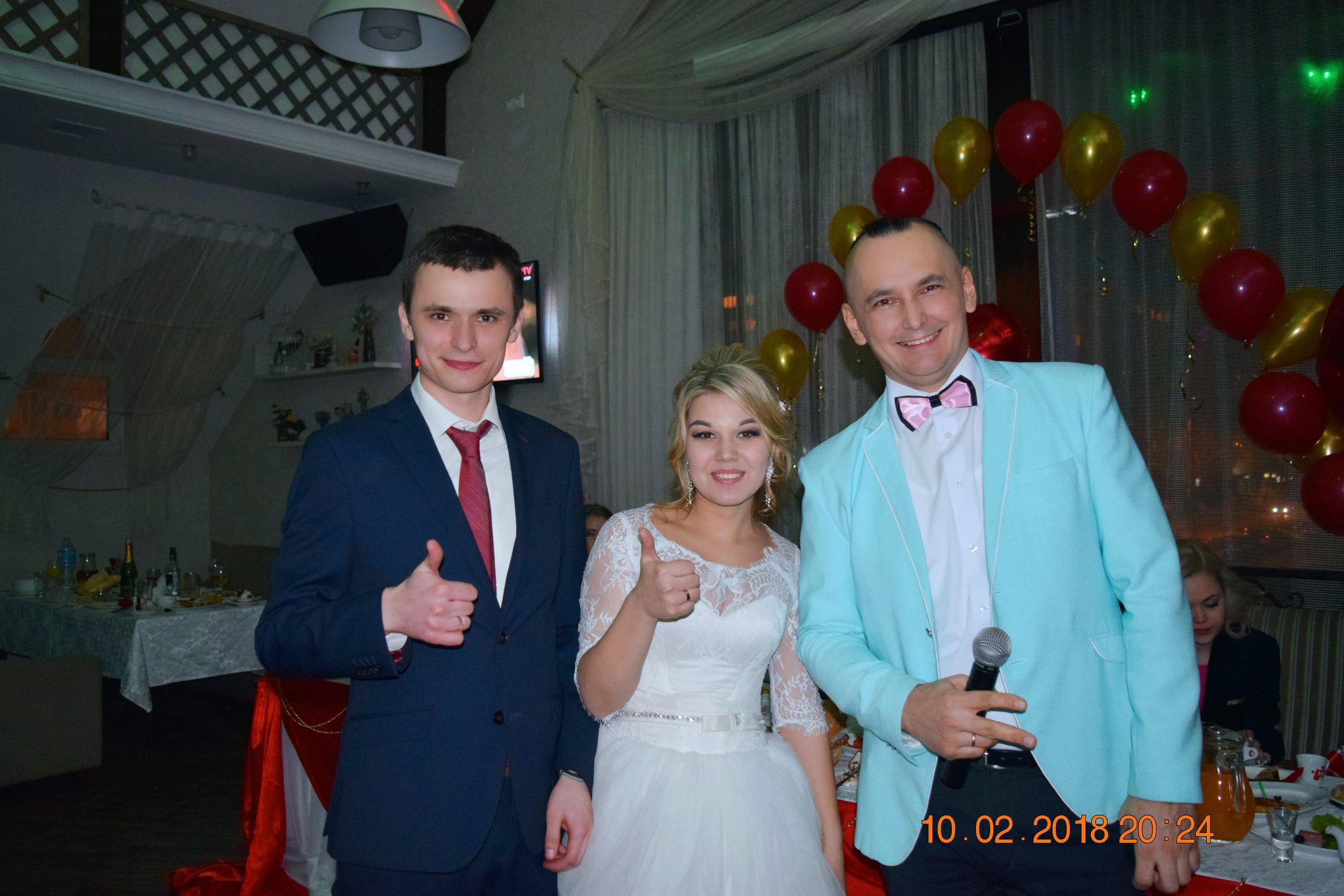 pO8r85qC 3Y - Свадьба Антона и Карины